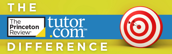 The Princeton Review Tutor.com Difference