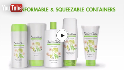 Conformable and squeezable film label solutions video