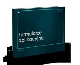 e-book Formularze aplikacyjne