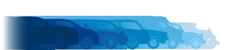 Cars image blue