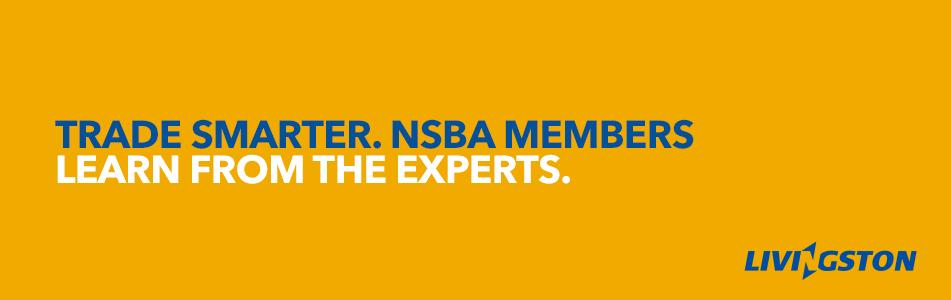 Trade Smarter.NSBA Memebers