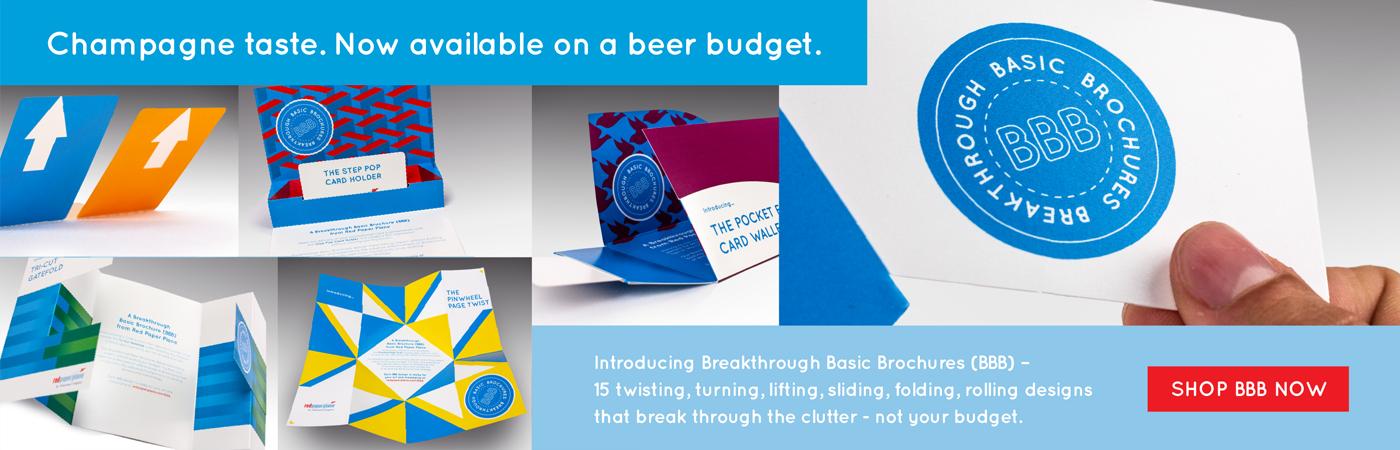 Breakthrough Basic Brochures