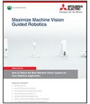Maximize Machine Vision Guided Robotics