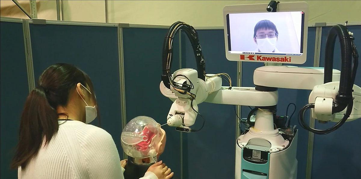 ロボット Insight 総合ロボットメーカーへ飛躍する川崎重工業