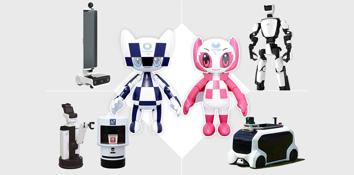 ロボット Insight ロボット分野でも研究開発を加速するトヨタ