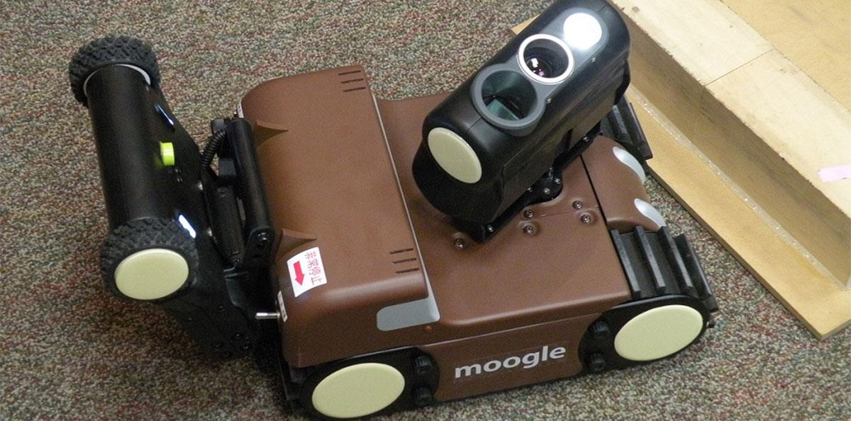 ロボット Insight ロボット分野の取り組みを進める大和ハウス