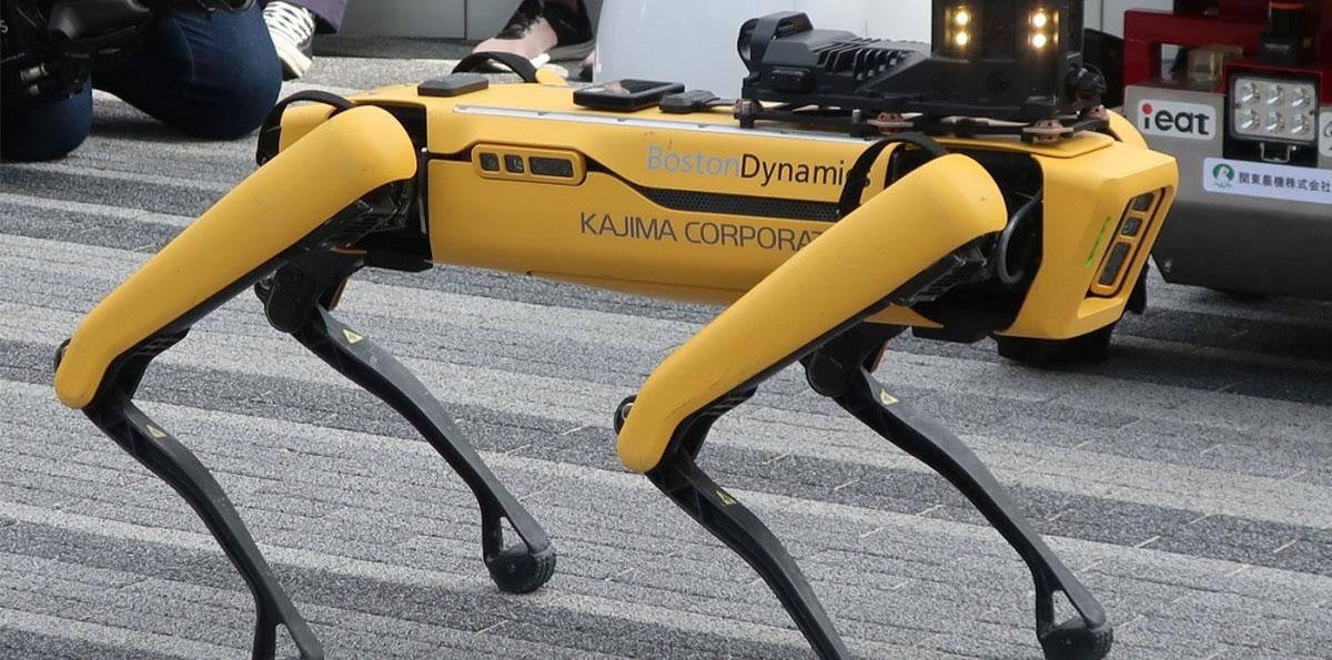 ロボット技術で建設現場を変革する竹中工務店