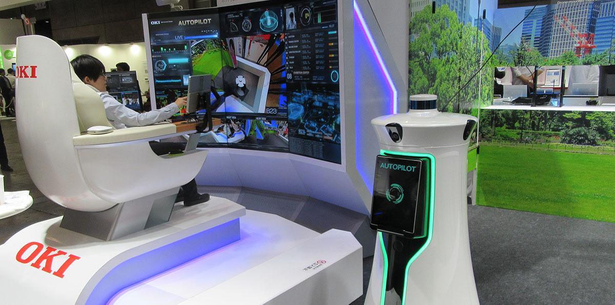ロボット Insight ロボット開発を新規に取り組むOKI
