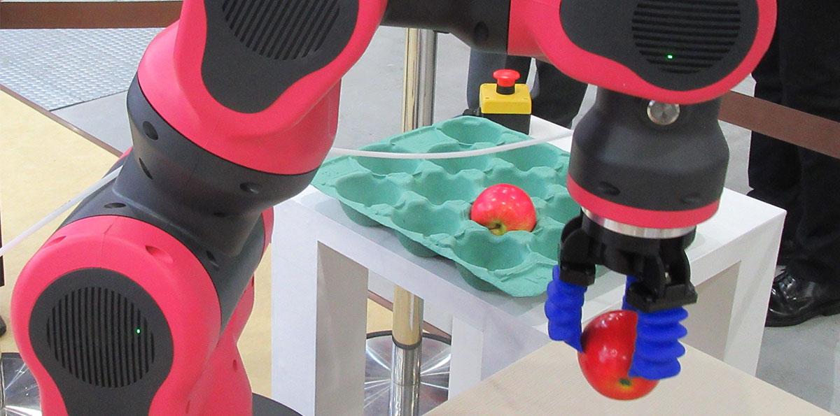 ロボット Insight ソフト技術を強みにロボ事業を展開する豆蔵