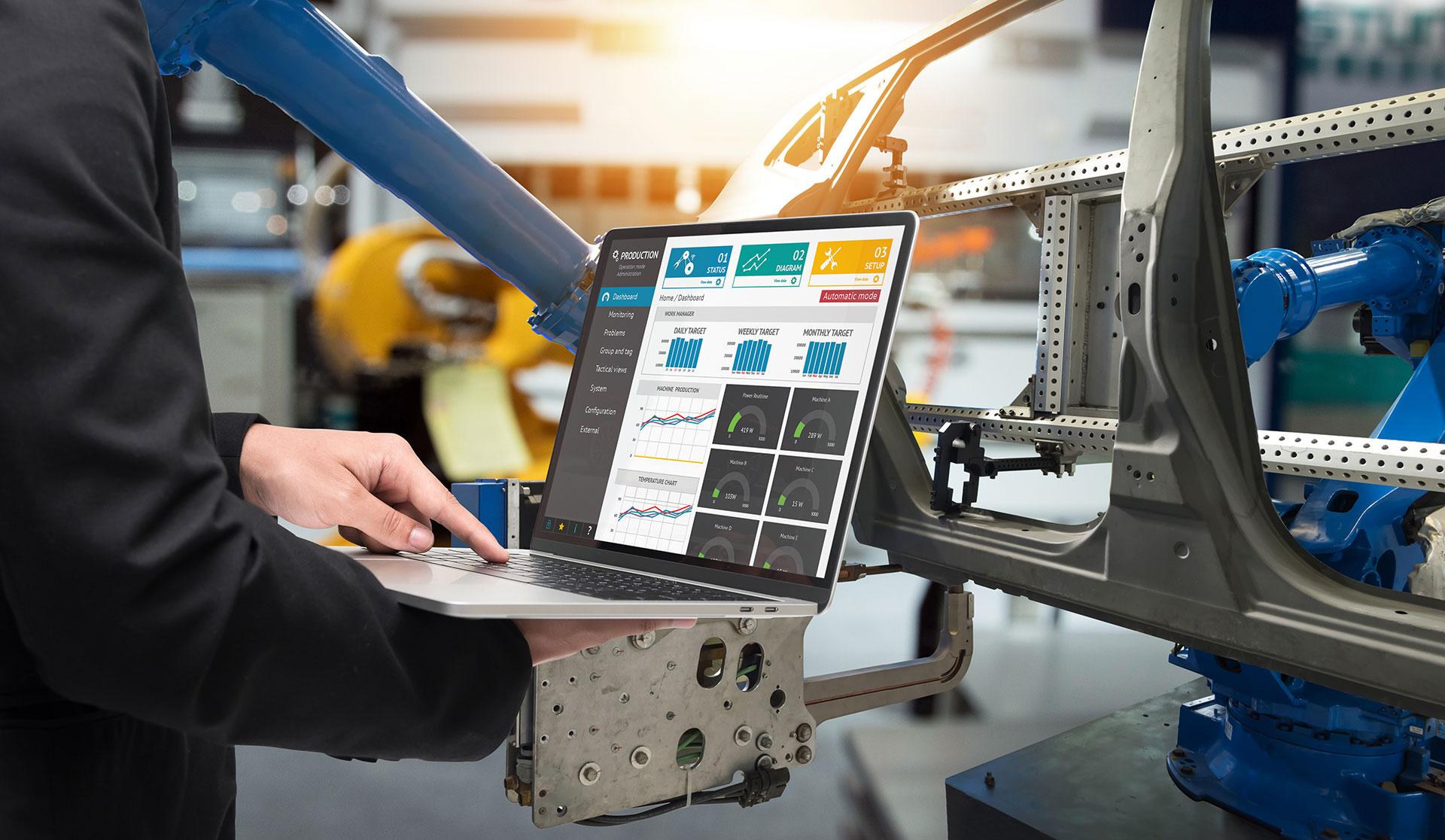 IT Insight 製造業で活用されるシステムの種類と最新動向