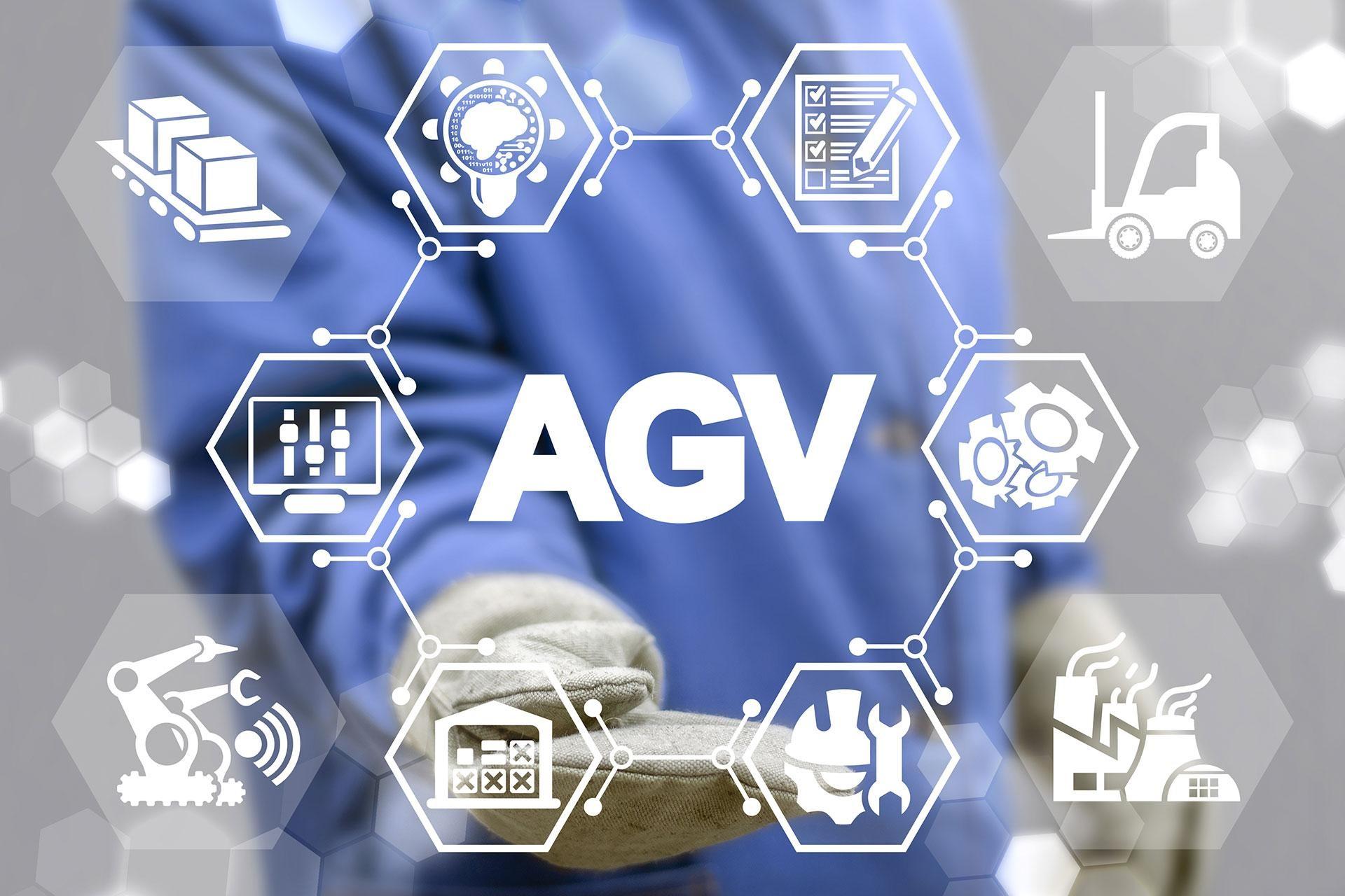 ロボット Insight 物流の課題を解決するAGV(無人搬送車)の最新動向