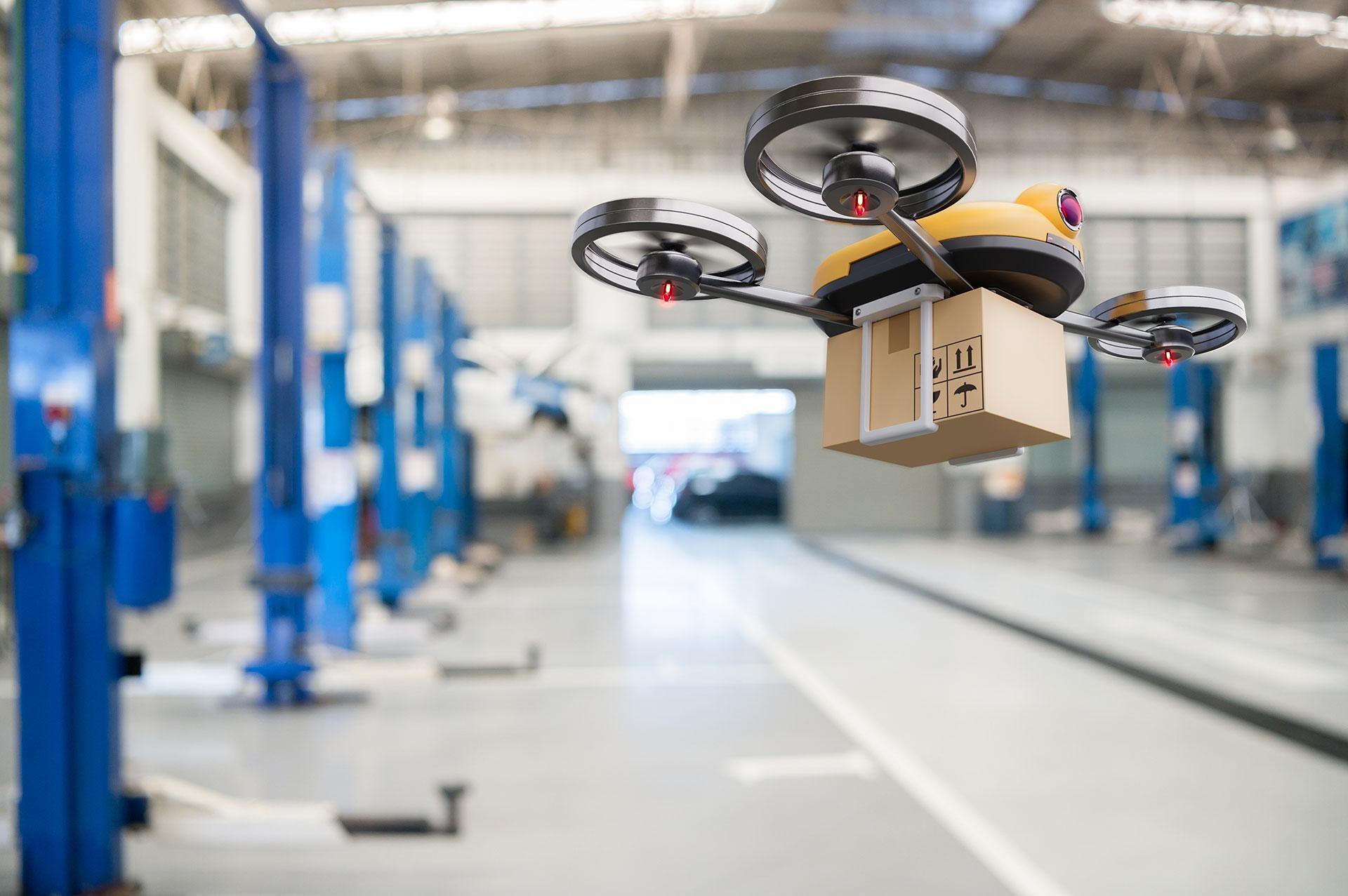 ロボット Insight 製造業でも活用が進むドローンの最新動向