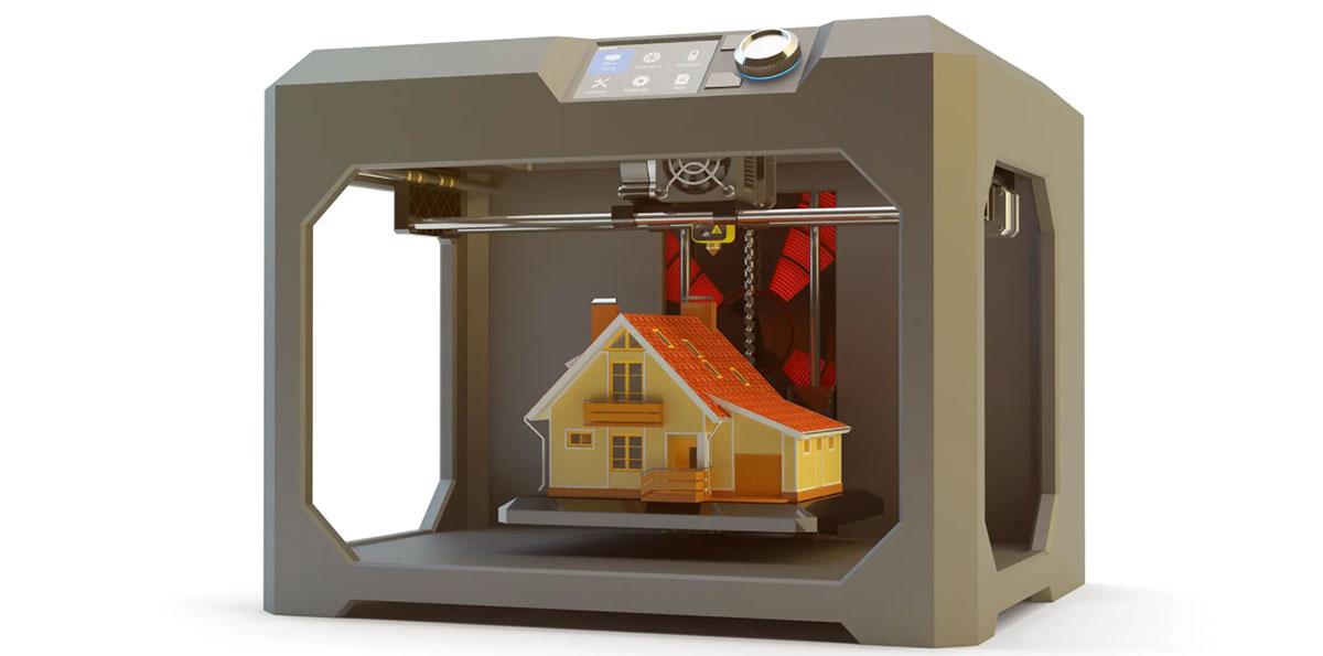 3Dプリンタ Insight 建設業界に革新をもたらす3Dプリンタ技術
