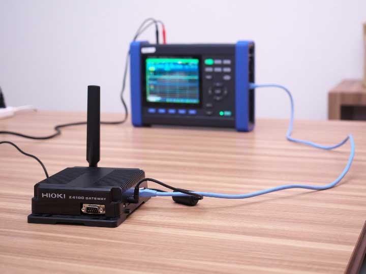 測定器 Insight GENNECT Remote ~ 遠隔からの計測データ収集を可能にするソリューションとは?