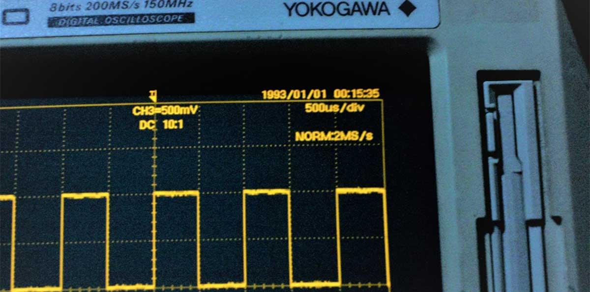 測定器 Insight オシロスコープの基礎・基本