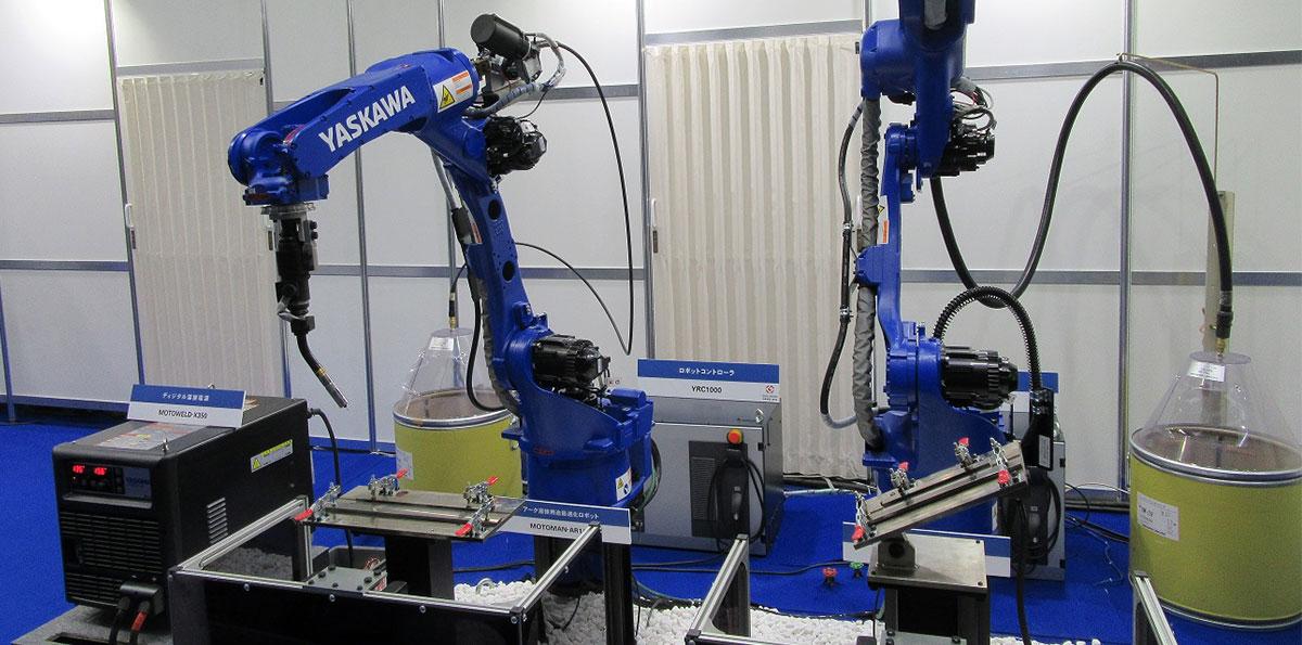 ロボット Insight 総合力を強化する安川電機のロボット事業