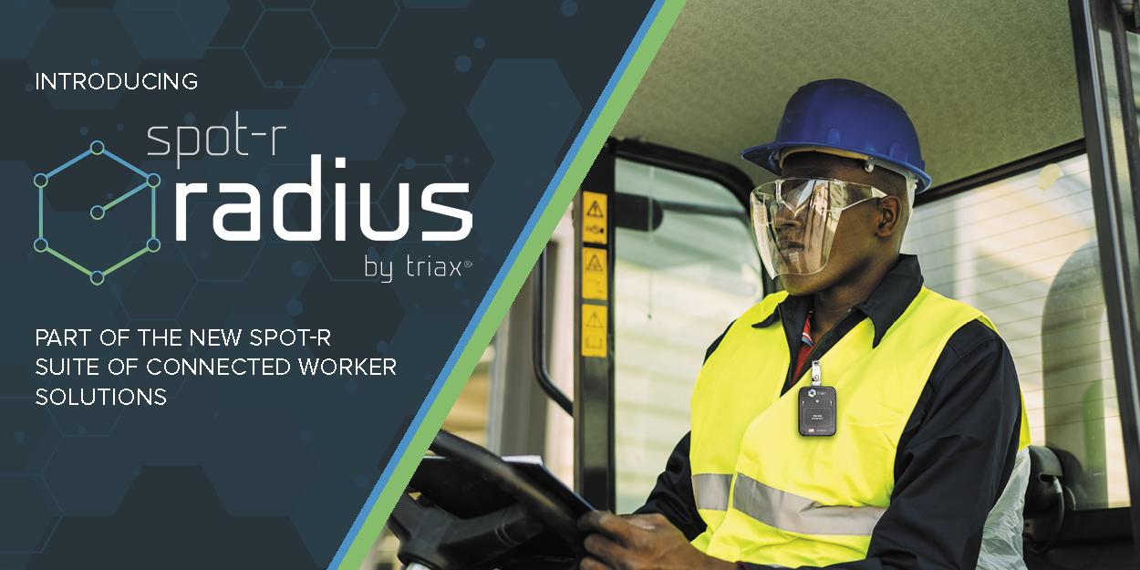 Introducing Spot-r Radius by Triax