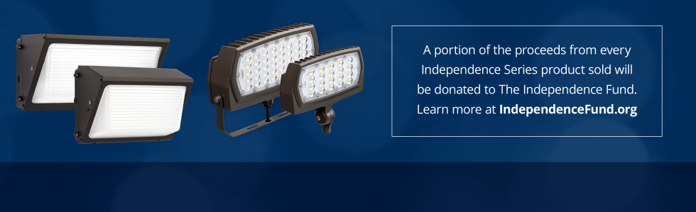 Independence Series LED Fixtures
