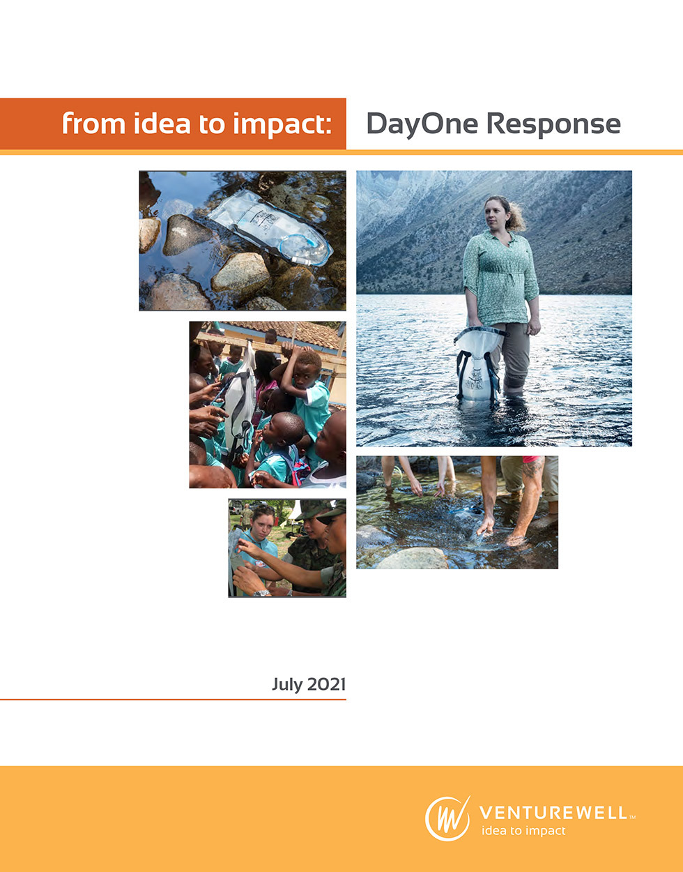 From Idea to Impact: DayOne Response