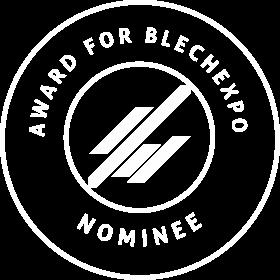Award for Blechexpo