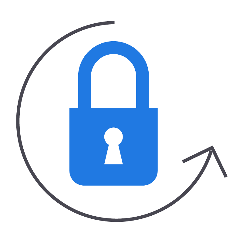 Advanced Security Icon