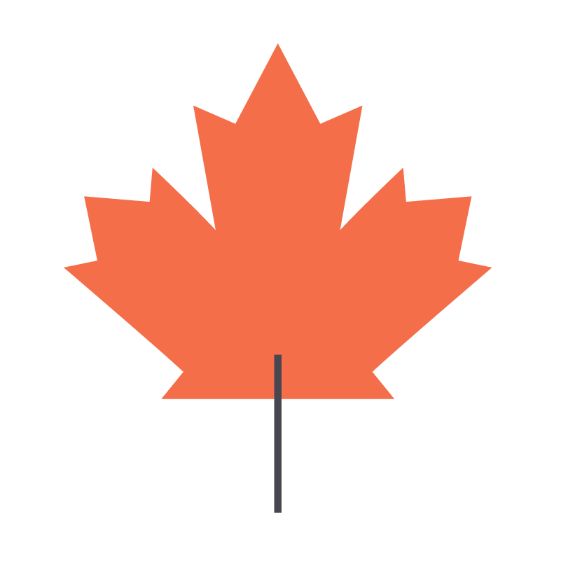 Canadian Solution Icon