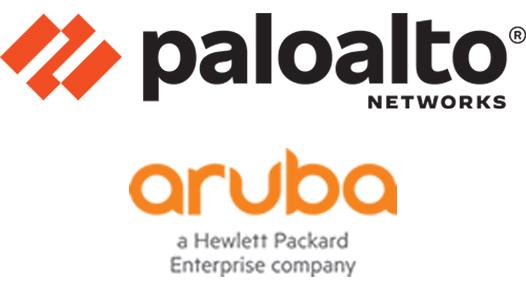 Palo Alto and Aruba
