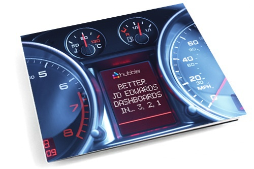 eBook image: Better dashboards for JD Edwards