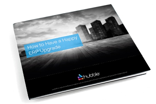 How to Have a Happy ERP Upgrade eBook image