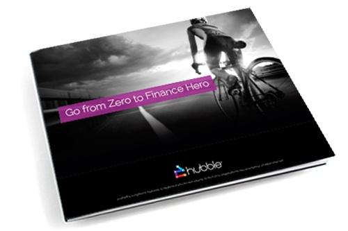 How to go from Zero to Finance Hero eBook image