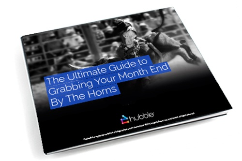 Your Ultimate Guide to Grabbing Your Month End by the Horns eBook image