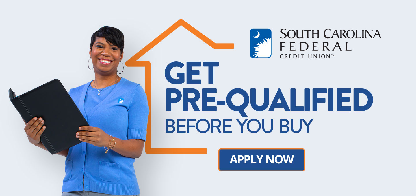 Get Pre-Qualified Before You Buy.