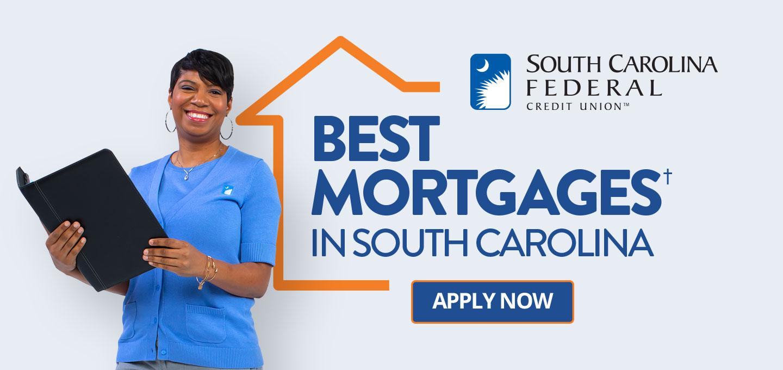 Best Mortgagaes in South Carolina