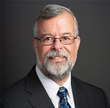 Guest speaker Dr. Alan Beaulieu's Photo