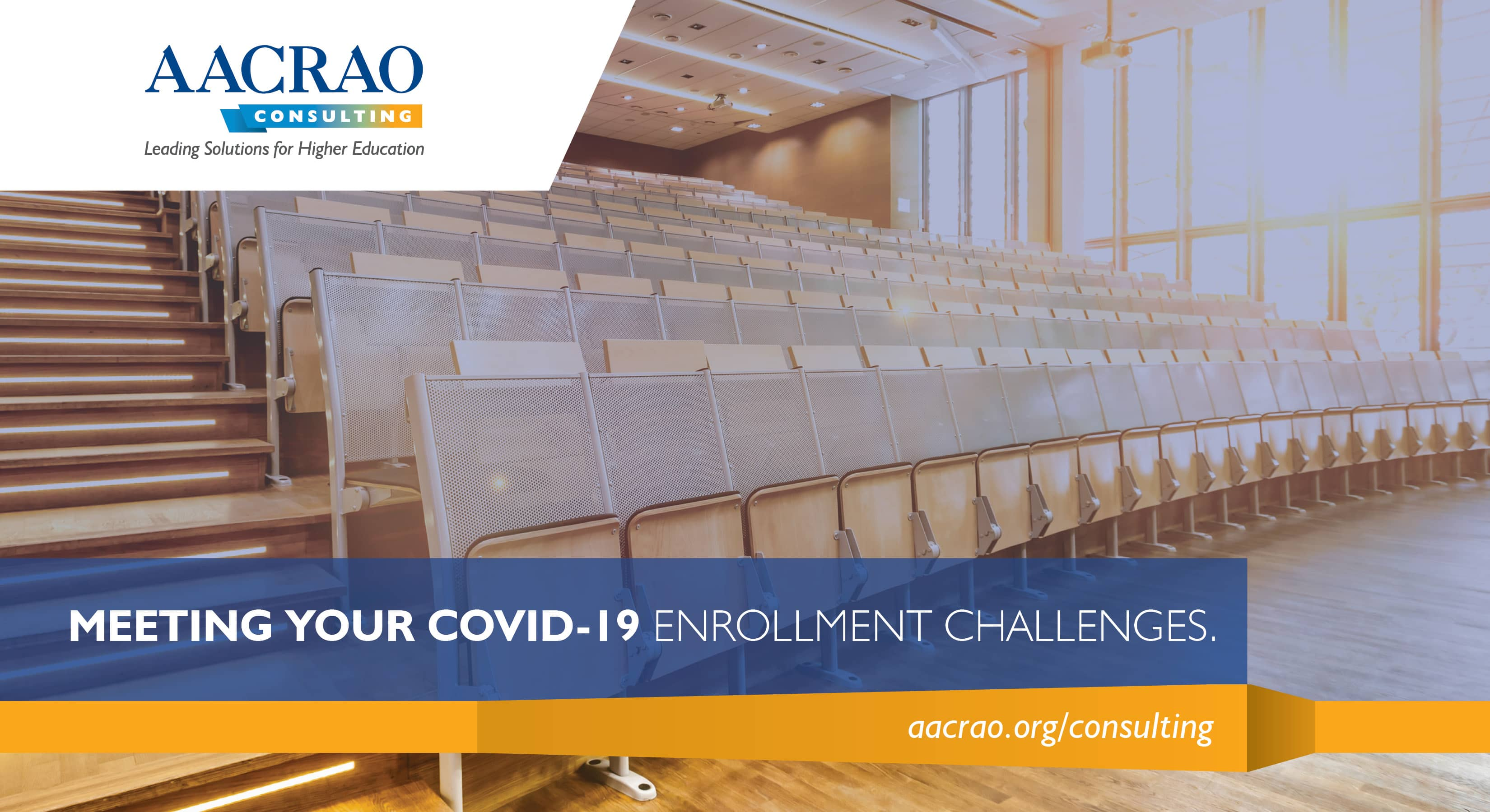 Meeting Your COVID-19 Enrollment Challenges