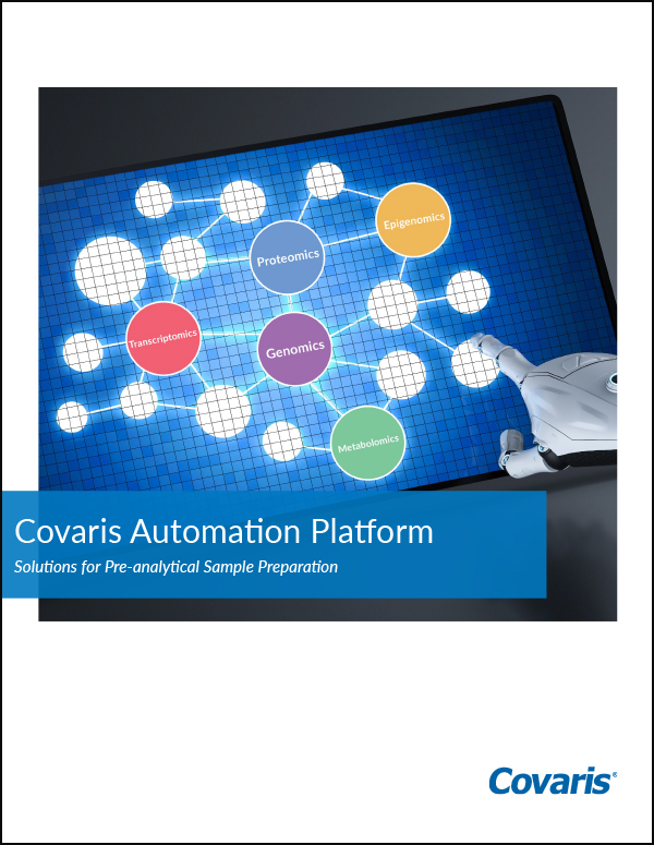 Covaris Automation Solutions