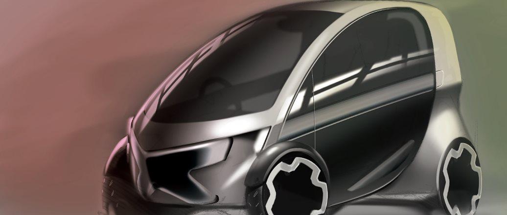 The L7e concept car