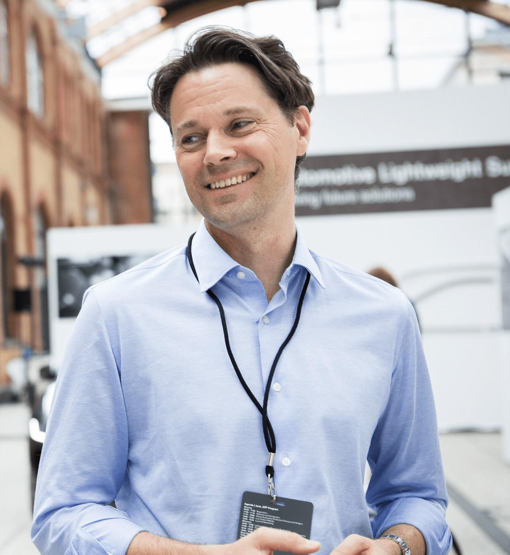 Jonas Bjuhr, Hydro Extruded Solutions