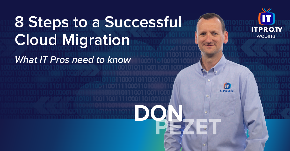 8 Steps to a Successful Cloud Migration