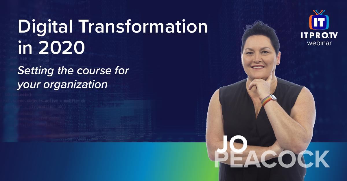 Digital Transformation in 2020