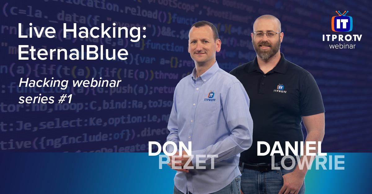 Live Hacking: Eternal Blue