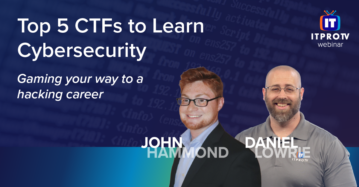 Top 5 CTFs to Learn Cybersecurity