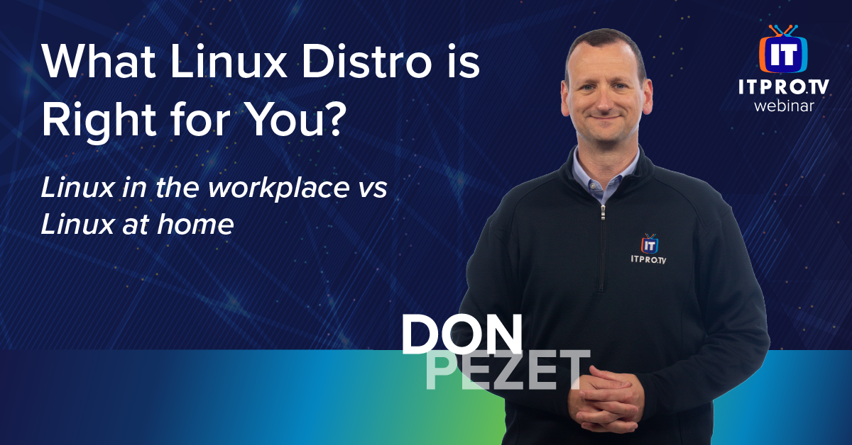 What Linux Distro is Right for You?
