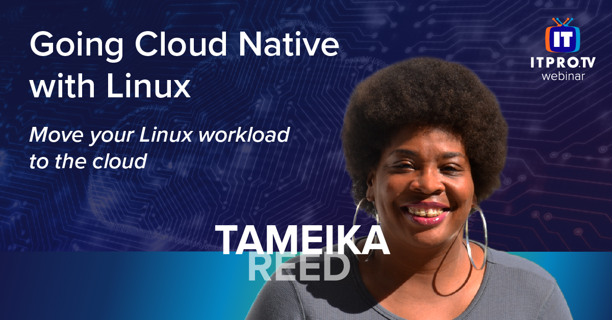 Going Cloud Native with Linux