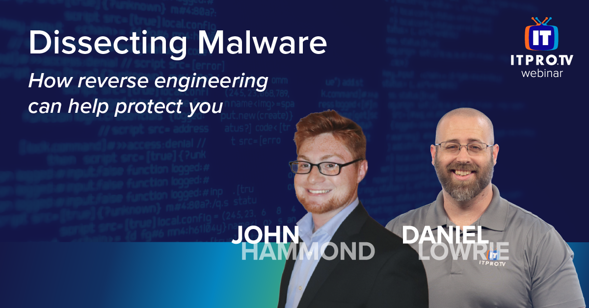 Dissecting Malware