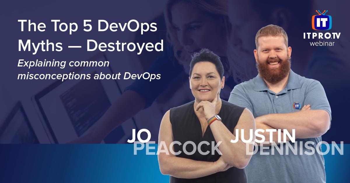 The Top 5 DevOps Myths — Destroyed