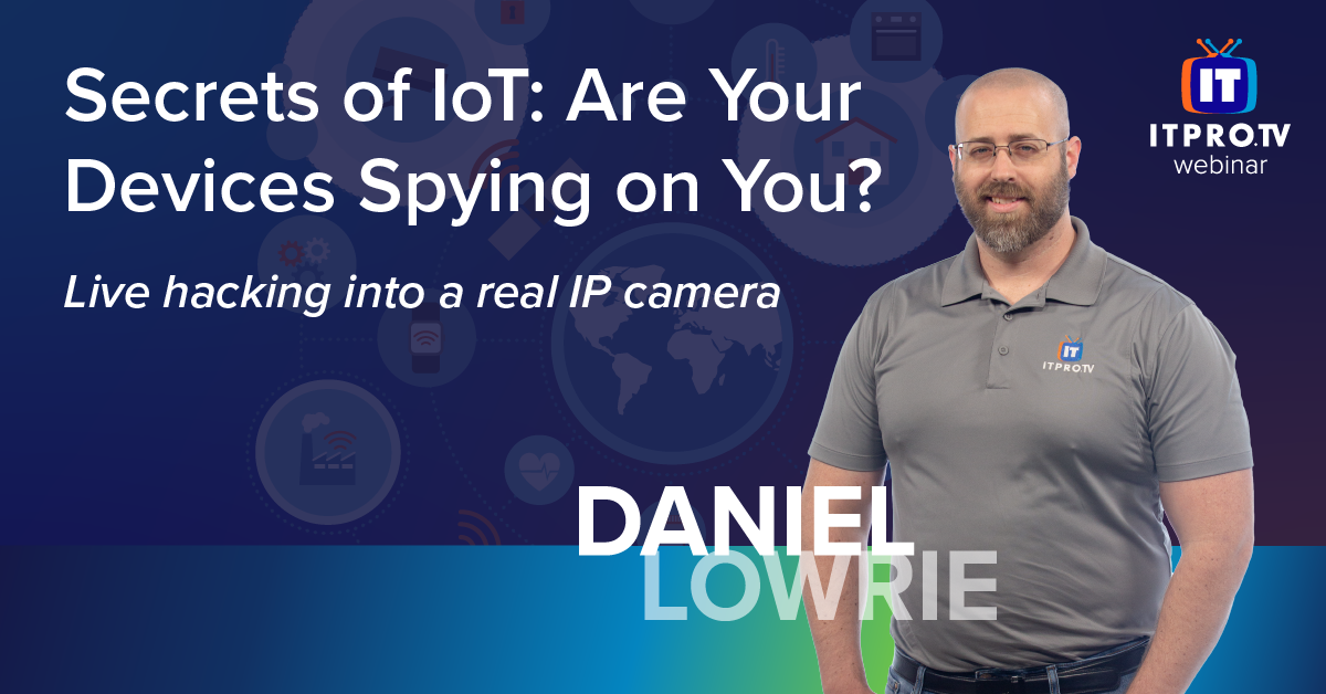 Secrets of IoT: Are Your Devices Spying on You