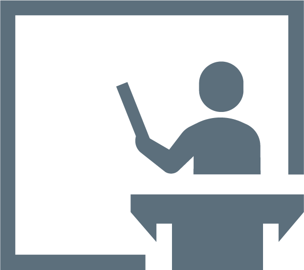 Training Seminars Icon