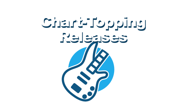 Chart topping releases