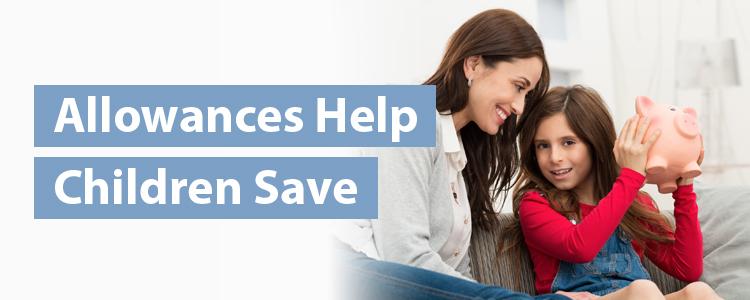 Allowances help Children Save